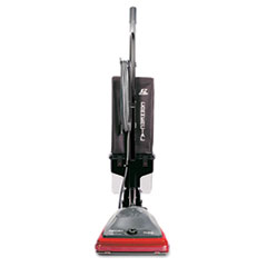 Commercial Lightweight Bagless Upright Vacuum, 14lb,