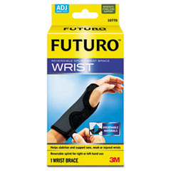 Adjustable Reversible Splint Wrist Brace, Fits Wrists 5