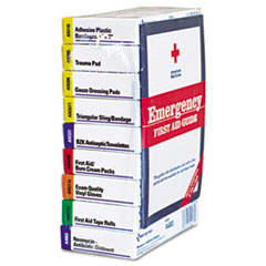 Ansi Compliant 10 Person First Aid Kit Refill,