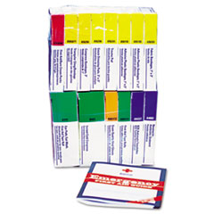 Ansi Compliant 16 Person First Aid Kit Refill,