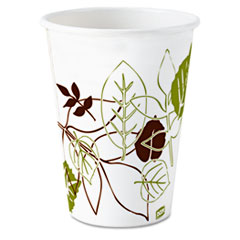 2338path Pathways Paper Hot Cups, 8oz, 1000/carton