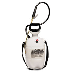 Commercial-Grade Sprayer W/flat Fan Nozzle, 3 Gallon,