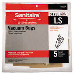 Commercial Upright Vacuum Cleaner Replacement Bags,
