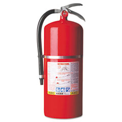 Proplus 20 Mp Dry-Chemical Fire Extinguisher, 20lb,