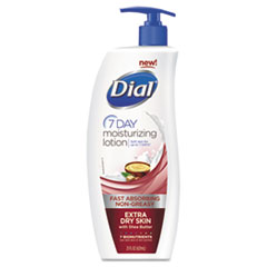 Extra Dry 7-Day Moisturizing Lotion With Shea Butter,