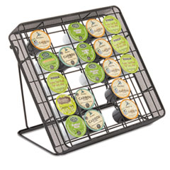 Stand-Up Hospitality Organizer, 25 Compartments, 8