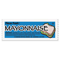 Flavor Fresh Mayonnaise Packets, .317oz Packet,
