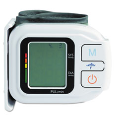Automatic Digital Wrist Blood Pressure Monitor, One Size