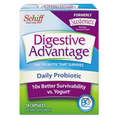 Daily Probiotic Capsule, 50 Count, 36/carton