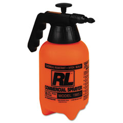 Hand Sprayer With Adjustable Nozzle, Polyethylene, 64 Oz,
