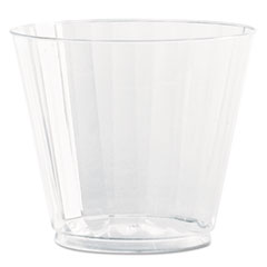 Classic Crystal Plastic