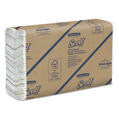 C-Fold Towels, Absorbency