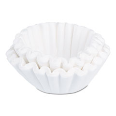 Commercial Coffee Filters, 3-Gallon Urn Style, 252/carton