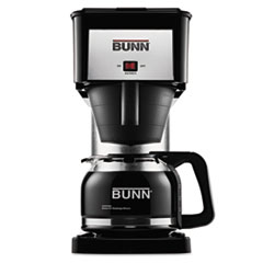 10-Cup Velocity Brew Bx Coffee Brewer, Black,