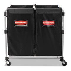Collapsible X-Cart, Steel, 2 To 4 Bushel Cart, 24 1/10w X
