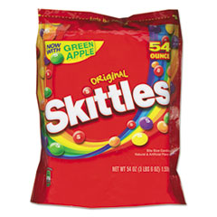 Bite Size Chewy Candies, 54oz Bag