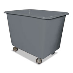 8 Bushel Poly Truck W/galvanized Steel Base, 26 X