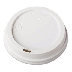 Dome-Design Hot Cup Lids, Fits 12oz. 16oz. 20oz. Cups,