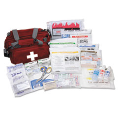 All Terrain First Aid Kit, 112 Pieces, Ballistic Nylon,
