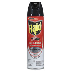 Fragrance Free Ant & Roach Killer, 17.5 Oz Aerosol Can,
