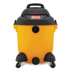 Economical Wet/dry Vacuum, 12gal Capacity, 23lb,