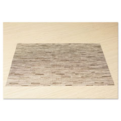 Placemats, 17 X 12, Oatmeal, 12/box