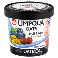 Super Premium Oatmeal, Kick Start, 2.71 Oz Cup, 12/carton