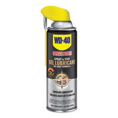 WD-40 Specialist Spray & Stay Gel,