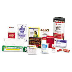 American Red Cross Personal Safety Pack For One Person,