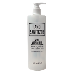 16oz Hand Sanitizer      