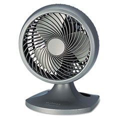 "Blizzard 9"" Three-Speed Oscillating Table/wall Fan,"