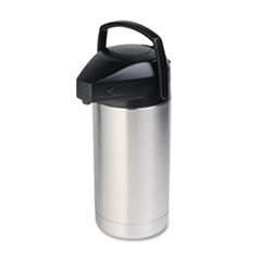 Commercial Grade Jumbo Airpot, 3.5l, Stainless