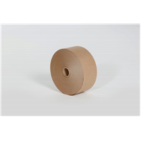"3"" x 375` 90# Kraft CONVOY Heavy Duty Paper Gum Tape"