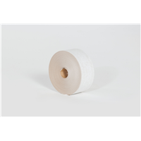 "70mm (2.75"") x 450` White Economy Grade Reinforced Tape"